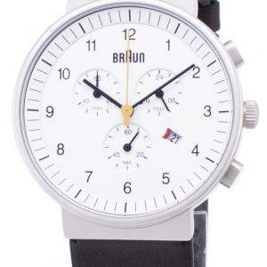 Braun Classic BN0035WHBKG Chronograph Quartz Men's Watch