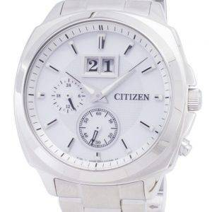 Citizen Eco-Drive BT0080-59A Japan Made Analog Men's Watch