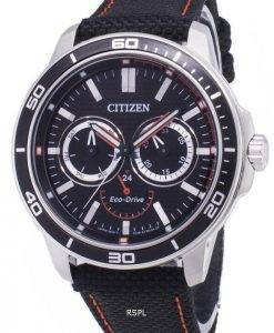 Citizen Eco-Drive BU2040-05E Power Reserve Analog Men's Watch