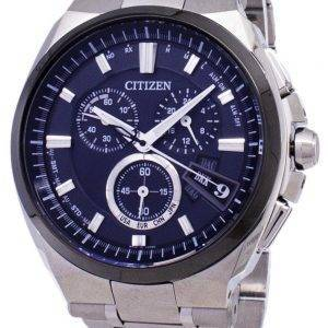 Citizen Eco-Drive BY0074-50E Titanium Analog Men's Watch