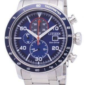 Citizen Eco-Drive CA0640-86L Chronograph Men's Watch