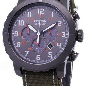 Citizen Eco-Drive CA4098-14H Chronograph Analog Men's Watch