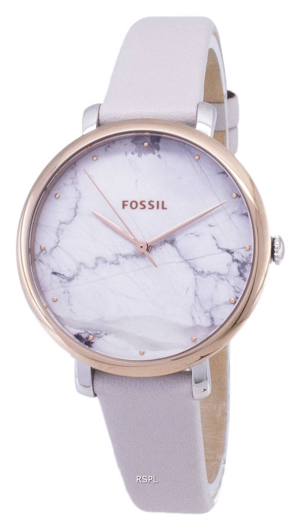 Jacqueline Es4377 Women's Fossil Quartz Watch Analog f7bgv6yY