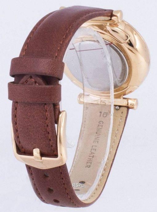 Fossil Carlie ES4428 Diamond Quartz Analog Women's Watch