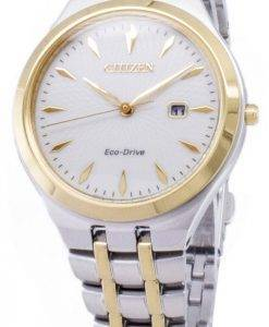 Citizen Eco-Drive EW2494-89B Analog Women's Watch
