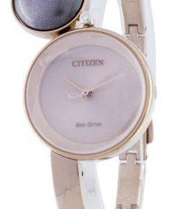 Citizen Eco-Drive EW5493-51W Diamond Women's Watch