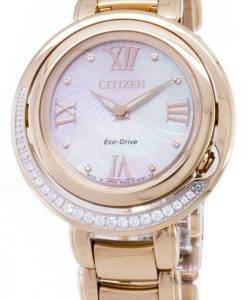 Citizen Eco-Drive EX1122-58D Diamond Women's Watch