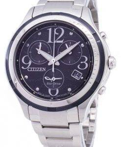 Citizen Eco-Drive FB1377-51E Chronograph Analog Women's Watch