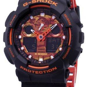 Casio G-Shock GA-100BR-1A GA100BR-1A Analog Digital 200M Men's Watch