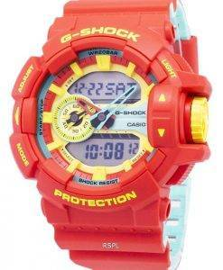 Casio G-Shock Special Color Models GA-400CM-4A Analog Digital 200M Men's Watch