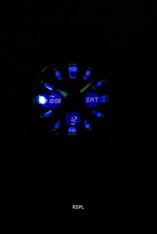 Casio G-Shock GST-S330AC-2A GSTS330AC-2A Illuminator Analog Digital 200M Men's Watch