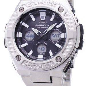 Casio G-Shock GST-S330D-1A GSTS330D-1A Illuminator Analog Digital 200M Men's Watch