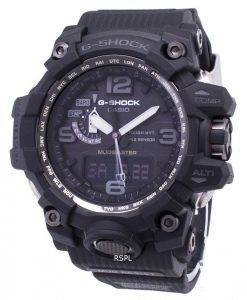 Casio G-Shock GWG-1000-1A1 Mudmaster Triple Sensor 200M Men's Watch