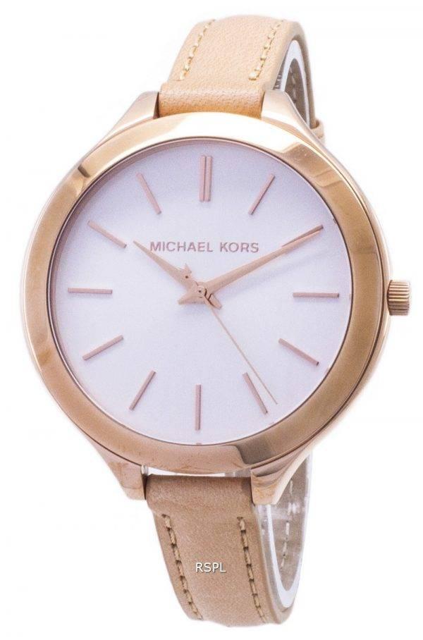 Michael Kors Runway Rose Gold MK2284 Womens Watch