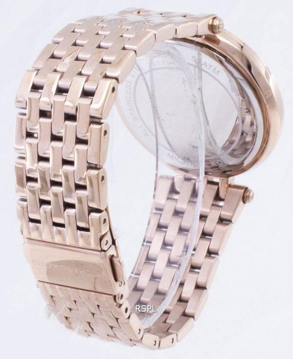 Michael Kors Darci Crystal Embellished Bezel MK3192 Womens Watch
