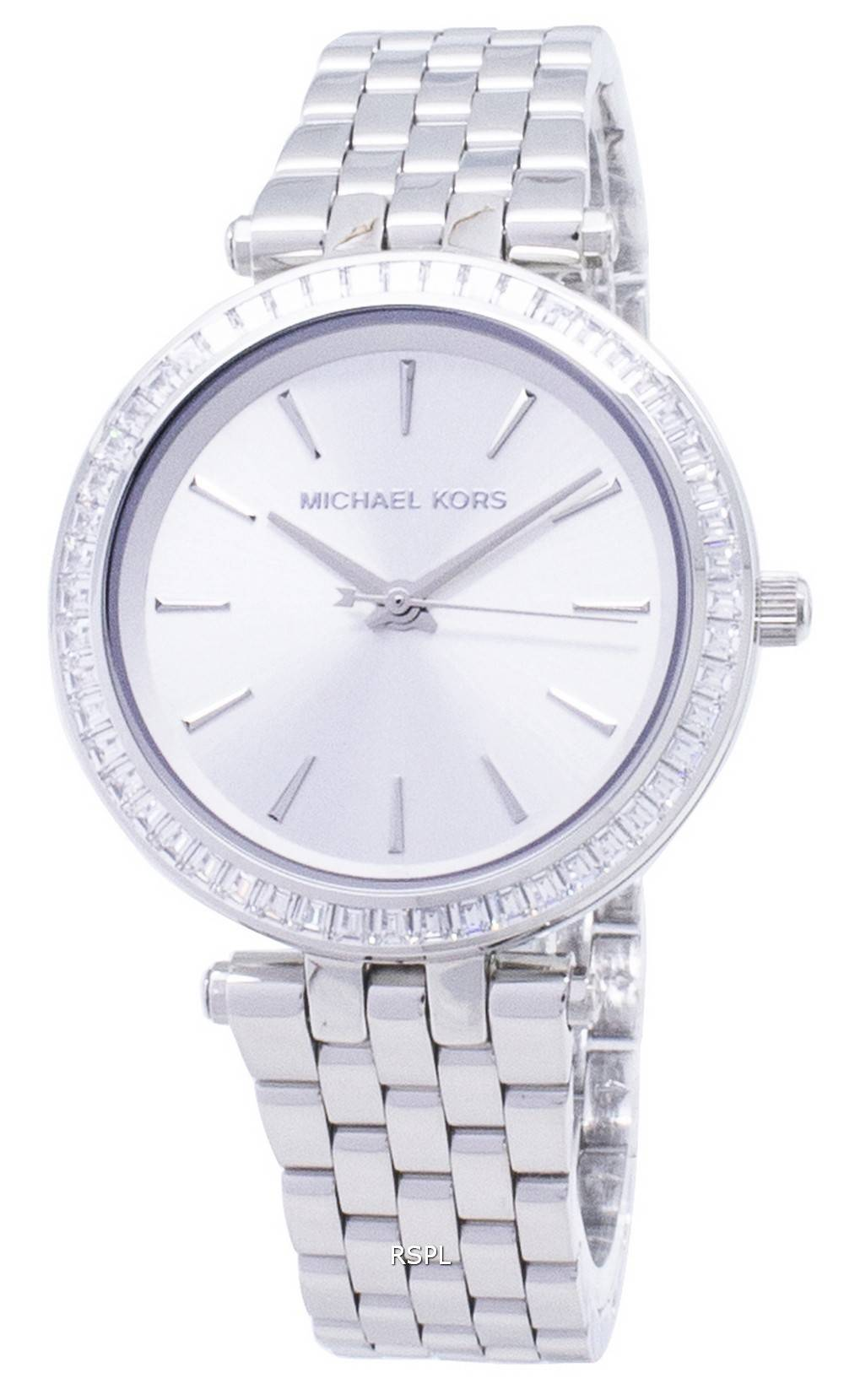 5b4551d5c43c5 Michael Kors Petite Darci Silver Dial Stainless Steel MK3364 Womens Watch  Singapore
