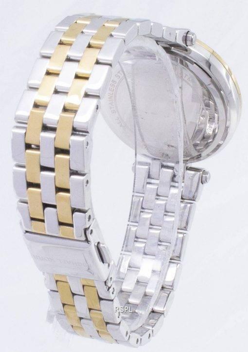 Michael Kors Mini Darci Two Tone Crystals MK3405 Women's Watch