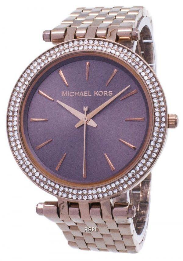 Michael Kors Darci Pave Quartz MK3416 Women's Watch