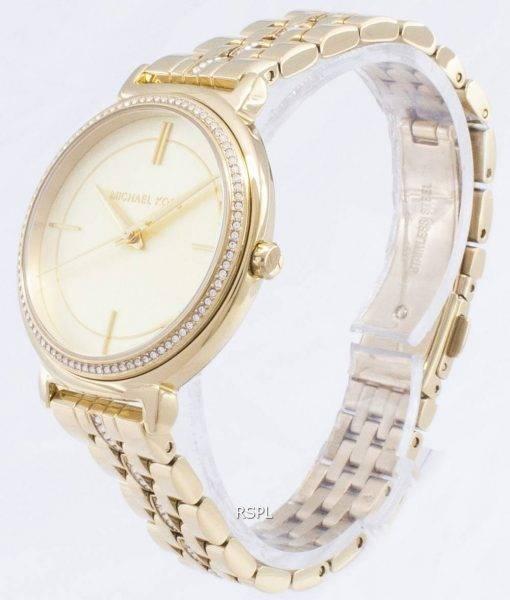 Michael Kors Cinthia Quartz MK3681 Women's Watch