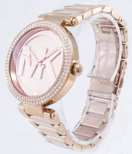 Michael Kors Parker Crystals MK5865 Womens Watch