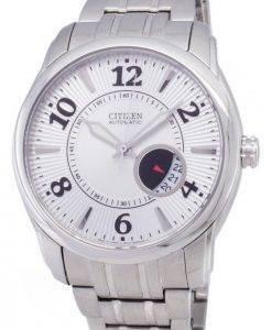 Citizen Automatic NJ0020-51B Japan Made Analog Men's Watch