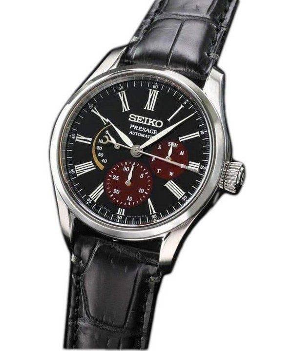Seiko Presage The Urushi Byakudan-nuri SARW045 Limited Edition Japan Made Men's Watch