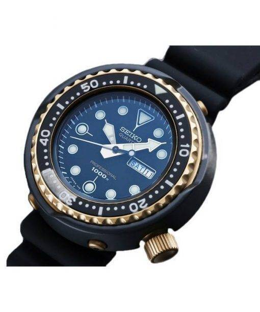 Seiko Marine Master Professional SBBN040 Limited Edition Japan Made 1000M Men's Watch