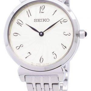 Seiko Quartz SFQ801 SFQ801P1 SFQ801P Analog Women's Watch