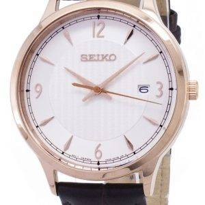 Seiko Quartz SGEH88 SGEH88P1 SGEH88P Analog Men's Watch