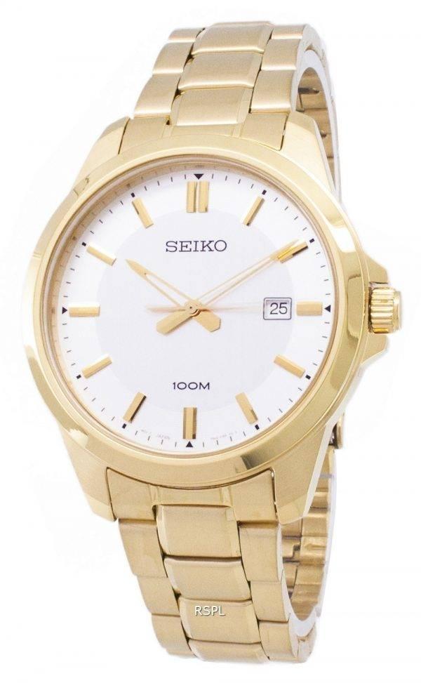 Seiko SUR248 SUR248P1 SUR248P Quartz Analog Men's Watch