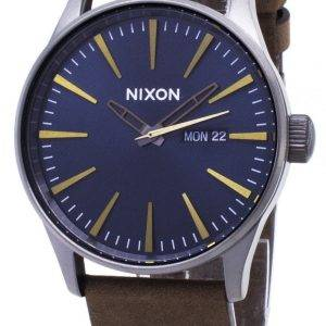 Nixon Sentry A105-2984-00 Analog Quartz Men's Watch