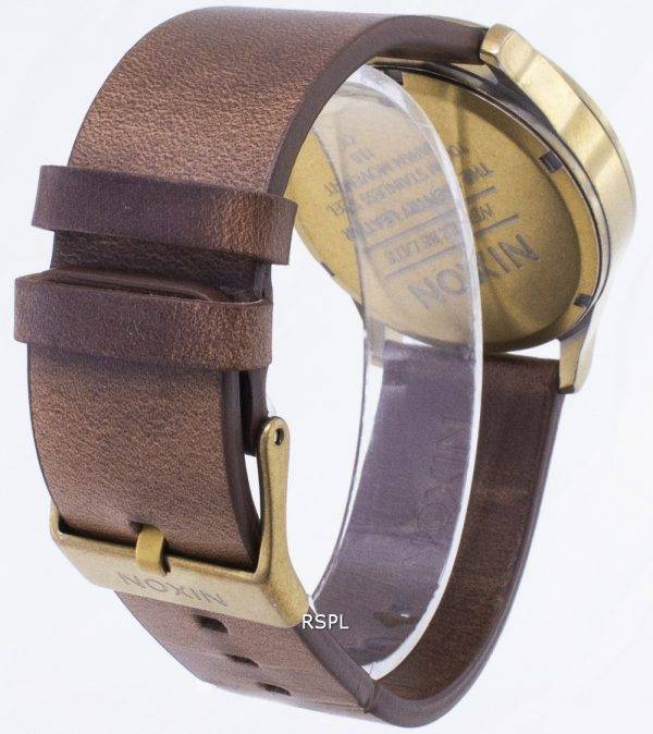 Nixon Sentry A105-3053-00 Analog Quartz Men's Watch