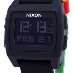 Nixon Base Tide Digital A1104-1114-00 Quartz Men's Watch