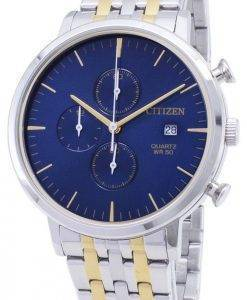 Citizen Chronograph AN3614-54L Quartz Analog Men's Watch