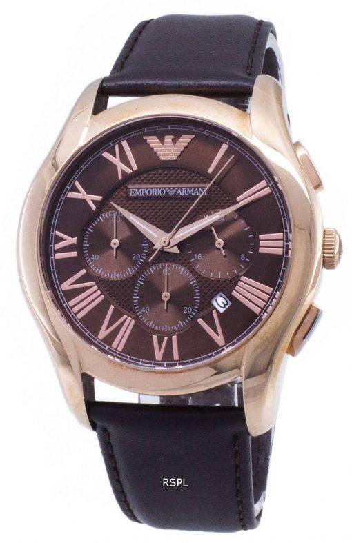 Emporio Armani Classic Retro Chronograph Quartz AR1701 Men's Watch