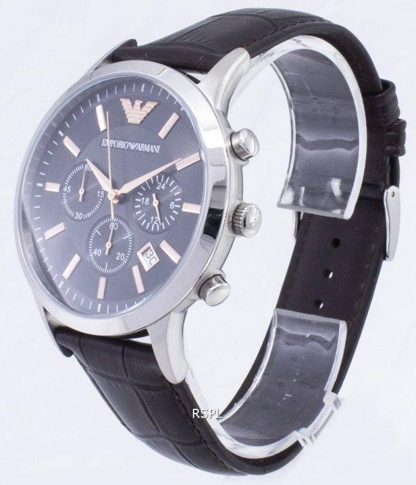Emporio Armani Renato Chronograph Quartz AR2513 Men's Watch