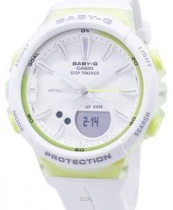 Casio Baby-G BGS-100-7A2 BGS100-7A2 Step Tracker Analog Digital Women's Watch