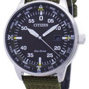 Citizen Eco-Drive BM7390-22X Analog Men's Watch