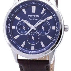 Citizen Eco-Drive BU2070-12L Chronograph Analog Men's Watch