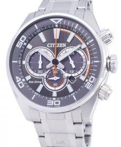 Citizen Eco-Drive CA4330-81H Chronograph Analog Men's Watch