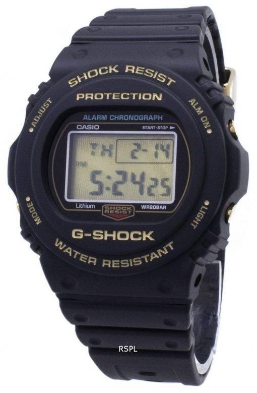 Casio G-Shock DW-5735D-1B DW5735D-1B Shock Resistant Digital 200M Men's Watch