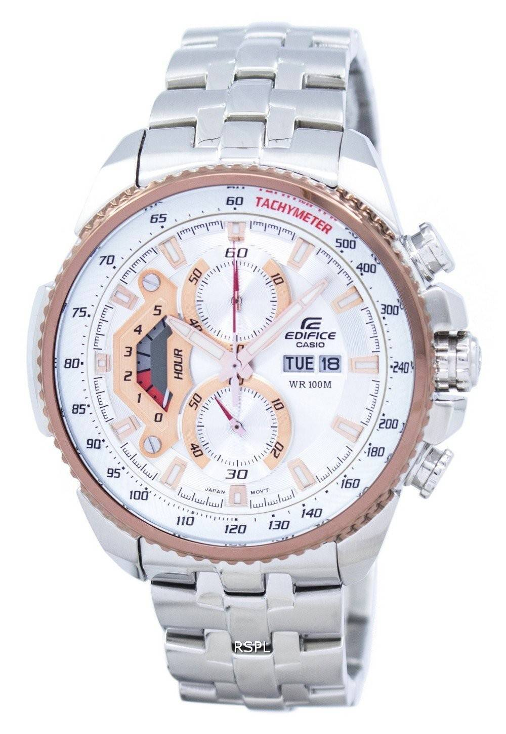 Casio Edifice Chronograph EF-558D-7AV EF558D-7AV Men's Watch