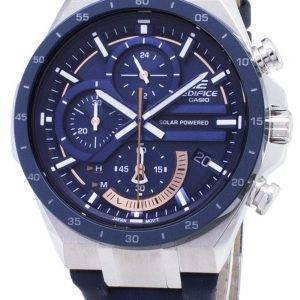 Casio Edifice EQS-920BL-2AV EQS920BL-2AV Solar Chronograph Men's Watch