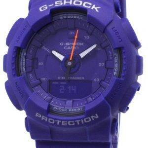 Casio G-Shock GMA-S130VC-2A GMAS130VC-2A Illuminator Step Tracker Analog Digital 200M Men's Watch