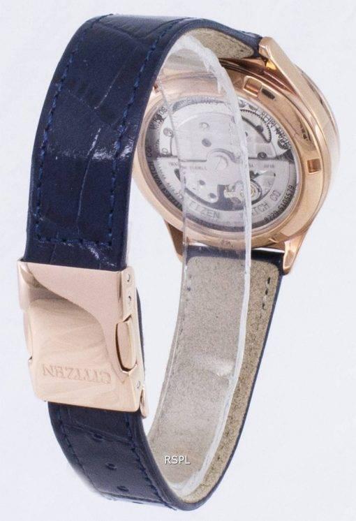 Citizen Automatic PC1003-15L Diamond Accents Analog Women's Watch