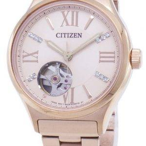 Citizen Automatic PC1003-58X Diamond Accents Analog Women's  Watch