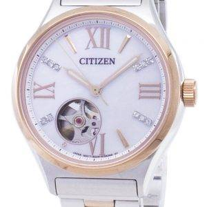 Citizen Automatic PC1009-51D Diamond Accents Analog Women's Watch