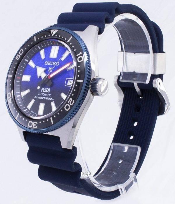 Seiko Prospex PADI Automatic Diver's 200M SPB071 SPB071J1 SPB071J Men's Watch