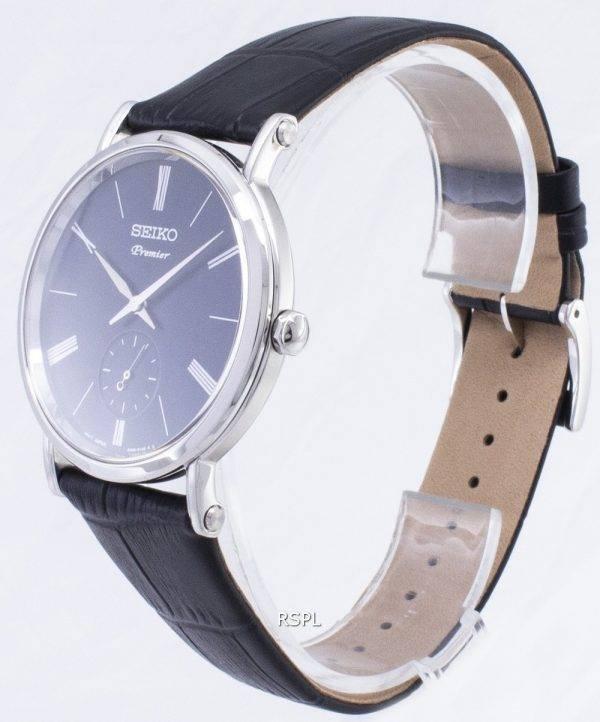 Seiko Premier Quartz SRK037 SRK037P1 SRK037P Men's Watch
