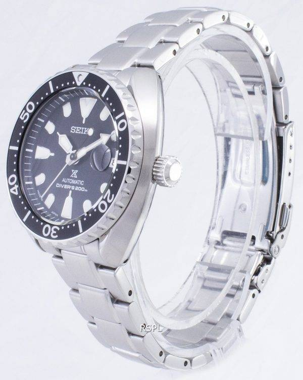 Seiko Prospex Mini Turtle Automatic Diver's 200M Japan Made SRPC35J SRPC35J1 SRPC35 Men's Watch